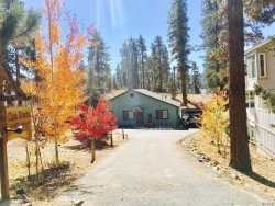 Photo of 39665 Flicker Road, Fawnskin, CA 92333 (MLS # 32000501)