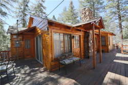 Photo of 43165 Sunset Drive, Big Bear Lake, CA 92315 (MLS # 32000598)