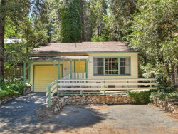 Photo of 23855 Pioneer Camp Road, Crestline, CA 92325 (MLS # 32002411)