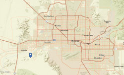 Photo of 0 W Pecos Road, Lot '-', Rainbow Valley, AZ 85326 (MLS # 5690368)