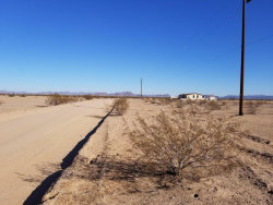 Photo of 003B E Cemetery Road, Lot 003b, Gila Bend, AZ 85337 (MLS # 5730949)