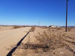 Photo of 003E E Cemetery Road, Lot 003E, Gila Bend, AZ 85337 (MLS # 5730970)