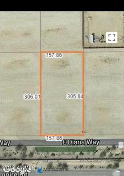 Photo of 21238 E Diana Way, Lot 133, Queen Creek, AZ 85142 (MLS # 5737739)