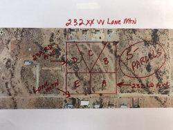Photo of 2323X W Lone Mountain Road, Lot -, Wittmann, AZ 85361 (MLS # 5743132)