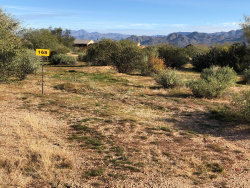 Photo of 17528 E Brushy Mountain Court, Lot 168, Rio Verde, AZ 85263 (MLS # 5752394)