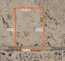 Photo of 23606 W Peters Road, Lot -, Casa Grande, AZ 85193 (MLS # 5793539)
