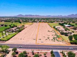 Photo of 19737 E Ocotillo Road, Lot 18, Queen Creek, AZ 85142 (MLS # 5794165)