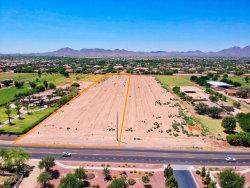 Photo of 19805 E Ocotillo Road, Lot 19, Queen Creek, AZ 85142 (MLS # 5794181)