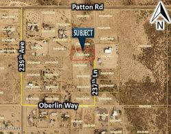 Photo of 27988 N 237th Lane, Lot -, Wittmann, AZ 85361 (MLS # 5795210)