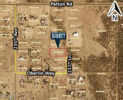 Photo of 27920 N 237th Lane, Lot -, Wittmann, AZ 85361 (MLS # 5795212)