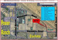 Photo of 18900 E Rittenhouse Road, Lot -, Queen Creek, AZ 85142 (MLS # 5796578)