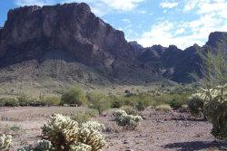 Photo of 6376 E Foothill Street, Lot 0, Apache Junction, AZ 85119 (MLS # 5807751)