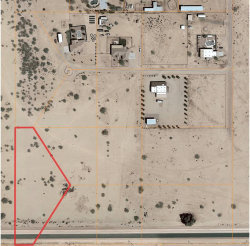 Photo of 0 E Undetermined Road, Lot -, Coolidge, AZ 85128 (MLS # 5808321)