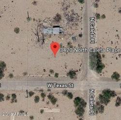 Photo of 3420 N Caleta Place, Lot 84, Casa Grande, AZ 85193 (MLS # 5822965)