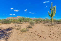 Photo of 0 S Sixshooter Road, Lot -, Apache Junction, AZ 85119 (MLS # 5831293)
