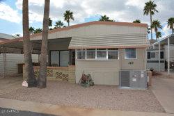 Photo of 142 S Sioux Drive, Lot 143, Apache Junction, AZ 85119 (MLS # 5832261)