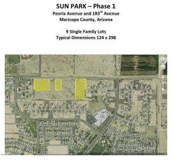 Photo of 0 W 183rd Avenue, Lot 1A, Waddell, AZ 85355 (MLS # 5836157)