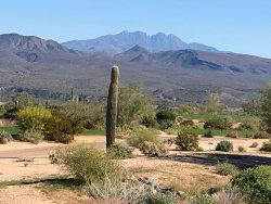 Photo of 17536 E Brushy Mountain Court, Lot 167, Rio Verde, AZ 85263 (MLS # 5853529)