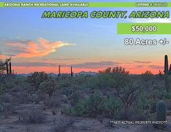 Photo of xxx Hyder Road, Lot -, Hyder, AZ 85333 (MLS # 5856520)
