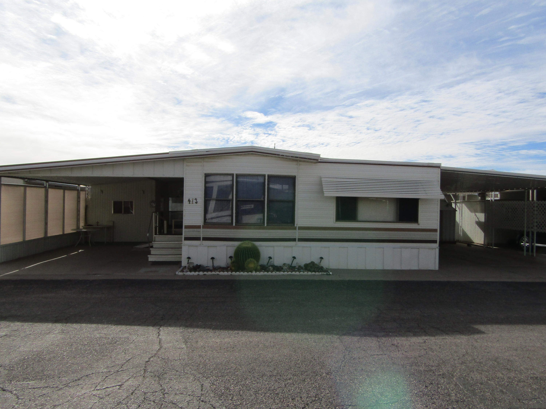 Photo for 413 E Ocotillo Drive, Lot 131,132, Florence, AZ 85132 (MLS # 5864086)