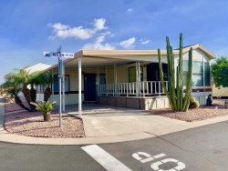Photo of 7750 E Broadway Road, Lot 467, Mesa, AZ 85208 (MLS # 5870487)