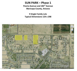 Photo of 1837X W Peoria Avenue, Lot 3C, Waddell, AZ 85355 (MLS # 5873406)