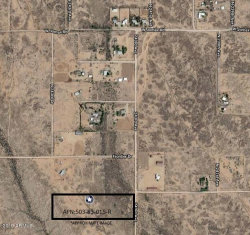 Photo of 25700 N 243rd Avenue, Lot -, Wittmann, AZ 85361 (MLS # 5880613)