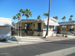 Photo of 235 S Shawnee Drive, Lot 123, Apache Junction, AZ 85119 (MLS # 5882273)