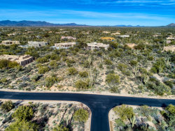 Photo of 30600 N Pima Road, Lot 104, Scottsdale, AZ 85266 (MLS # 5884028)