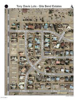 Photo of 203 N Gila Boulevard, Lot 120, Gila Bend, AZ 85337 (MLS # 5912822)