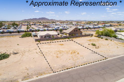 Photo of 13972 S Avalon Road, Lot 505, Arizona City, AZ 85123 (MLS # 5930868)