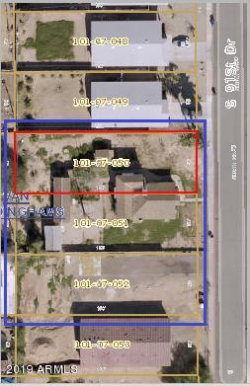 Photo of 112 S 91st Drive, Lot 6, Tolleson, AZ 85353 (MLS # 5939425)