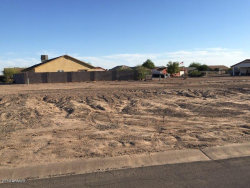 Photo of 8467 W Oneida Drive, Lot 846, Arizona City, AZ 85123 (MLS # 5940427)