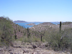 Photo of 37125 S Cow Creek Road, Lot 56 - 16.94 Acres, Morristown, AZ 85342 (MLS # 5956110)