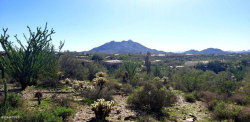 Photo of 7144 E Continental Mountain Drive, Lot 13, Cave Creek, AZ 85331 (MLS # 5960201)