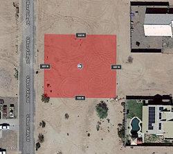 Photo of 15949 S Moon Valley Road, Lot -, Arizona City, AZ 85123 (MLS # 5961219)