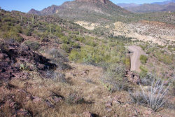 Photo of 0 N Cow Creek Road, Lot 33 - 4 Acres, Morristown, AZ 85342 (MLS # 5964825)