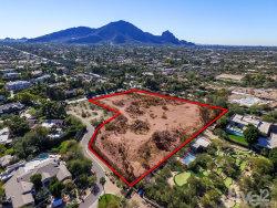 Photo of 6400 E Cactus Wren Road, Lot 1, Paradise Valley, AZ 85253 (MLS # 5980157)