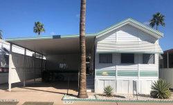Photo of 3710 S Goldfield Road, Lot 898, Apache Junction, AZ 85119 (MLS # 6004058)