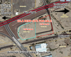 Photo of 1499 E Pima Street, Lot -, Gila Bend, AZ 85337 (MLS # 6004100)
