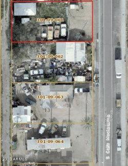 Photo of 8054 S Calle Moctezuma --, Lot 14, Guadalupe, AZ 85283 (MLS # 6004214)