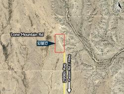 Photo of 29925 W Lone Mountain Road, Lot 16, Wittmann, AZ 85361 (MLS # 6012947)