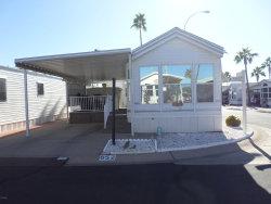 Photo of 3710 S Goldfield Road, Lot 652, Apache Junction, AZ 85119 (MLS # 6013438)