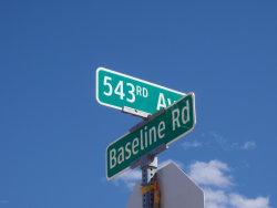 Photo of 7800 S 543rd Avenue, Lot -, Tonopah, AZ 85354 (MLS # 6050367)