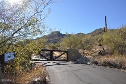 Photo of 3700 N Nevermind Trail N, Lot 0, Carefree, AZ 85377 (MLS # 6171963)