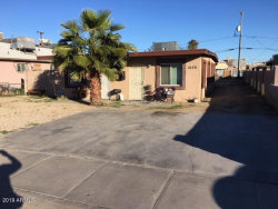 Photo of 1626 W Garfield Street, Phoenix, AZ 85007 (MLS # 5880992)