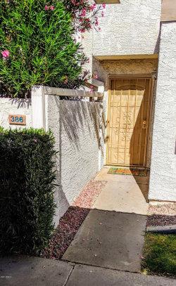 Photo of 1342 W Emerald Avenue W, Unit 386, Mesa, AZ 85202 (MLS # 6114861)