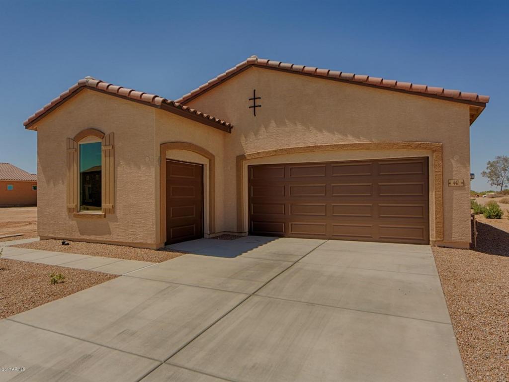 Photo for 447 N Questa Trail, Casa Grande, AZ 85194 (MLS # 5554297)