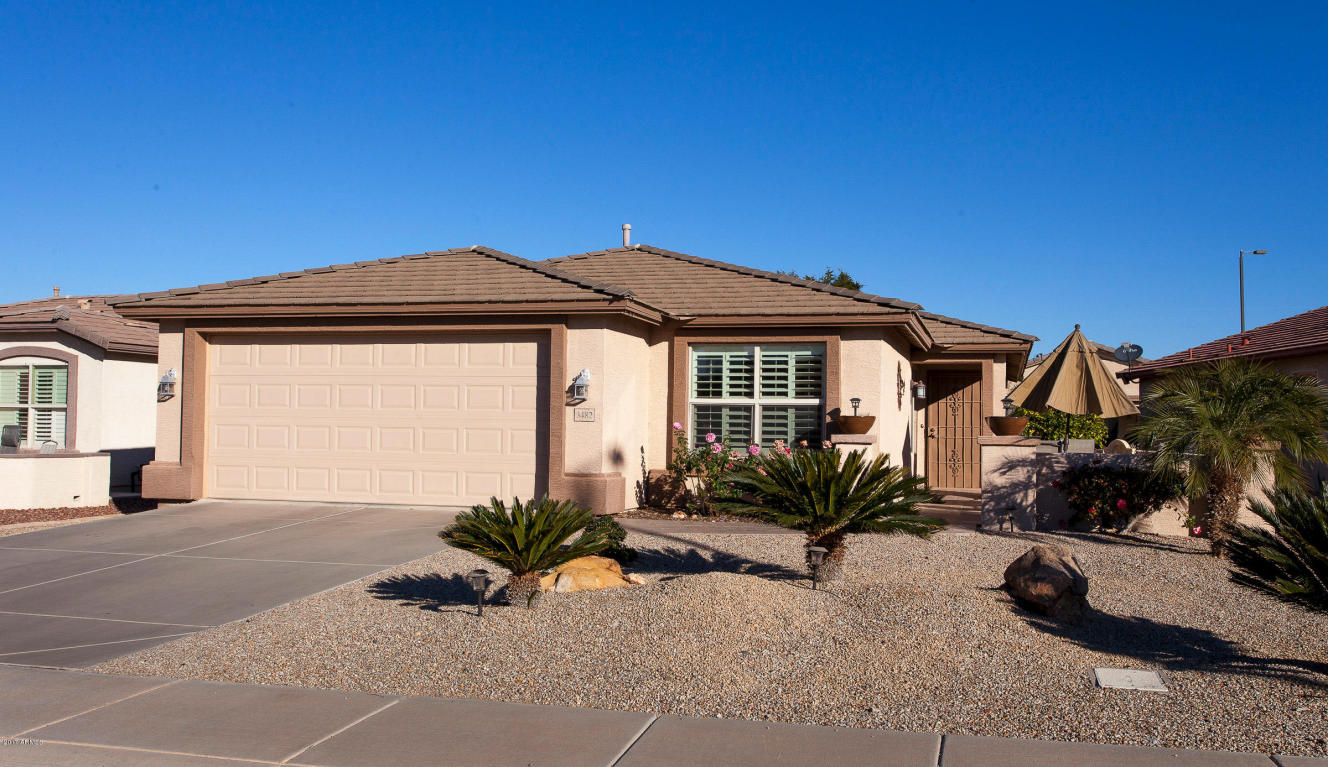 Photo for 3482 E Cherry Hills Place, Chandler, AZ 85249 (MLS # 5562669)