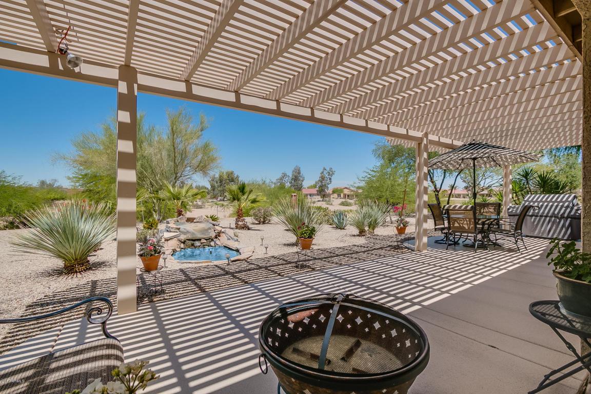 Photo for 2374 E Antigua Drive, Casa Grande, AZ 85194 (MLS # 5603579)